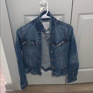 jean jacket from Zara